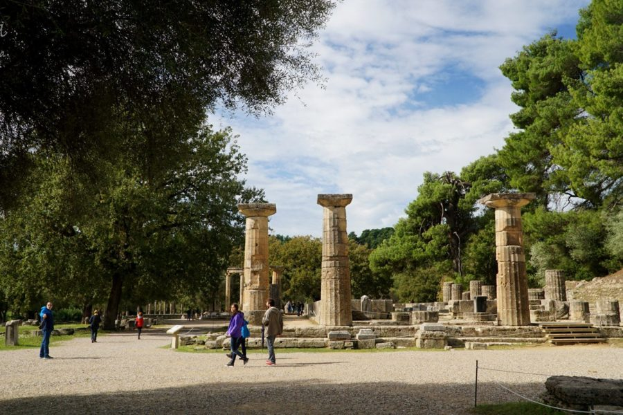Two day trip to ancient Olympia