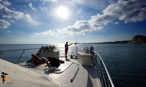 Yacht – Kefalonia by Anna