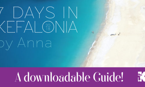 7 days in Kefalonia, by Anna